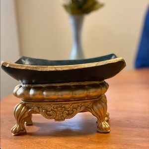 Chocolate, candy serving dish